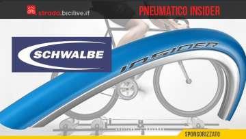 Schwalbe Insider: lo pneumatico per allenarsi indoor sui rulli