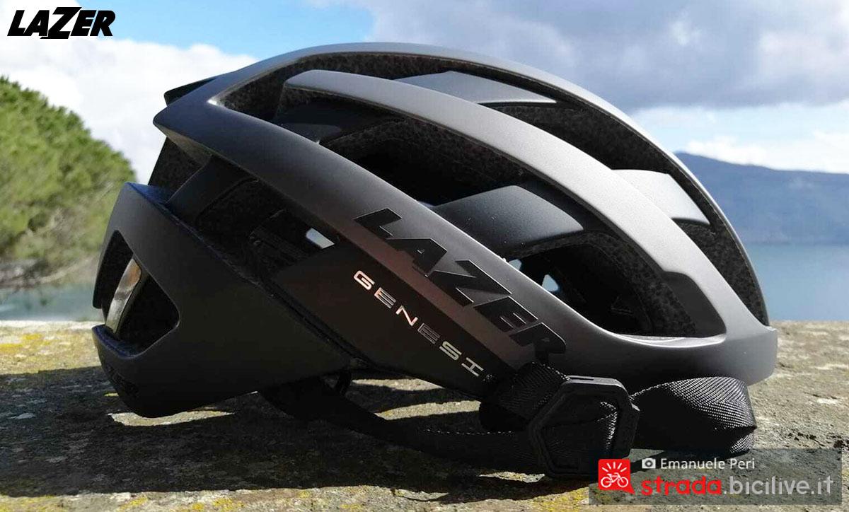 Il casco Lazer Genesis 2020