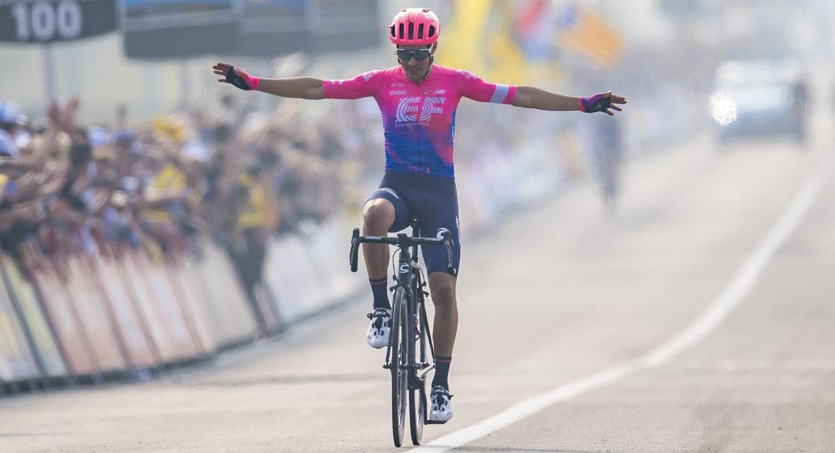Vincitore Giro delle Fiandre 2019 Alberto Bettiol