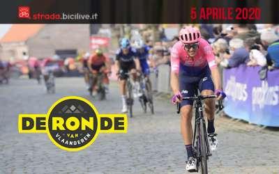 Giro delle Fiandre 2020: il 5 aprile la 104a edizione