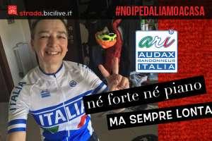 L'iniziativa di ARI e della Nazionale Italiana Randonneur: #NoiPedaliamoACasa