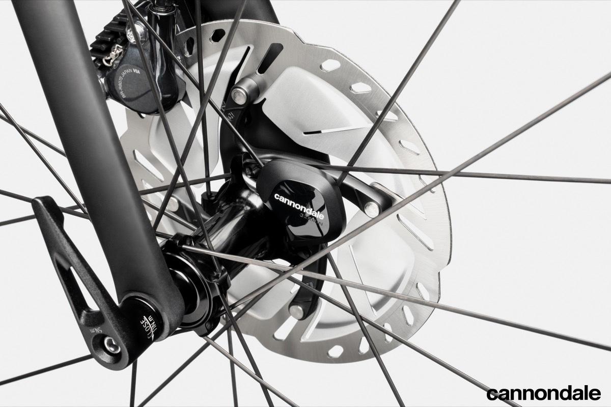Freno a disco anteriore della bici Cannondale Synapse Carbon Hi-MOD Disc Ultegra Di2 2020
