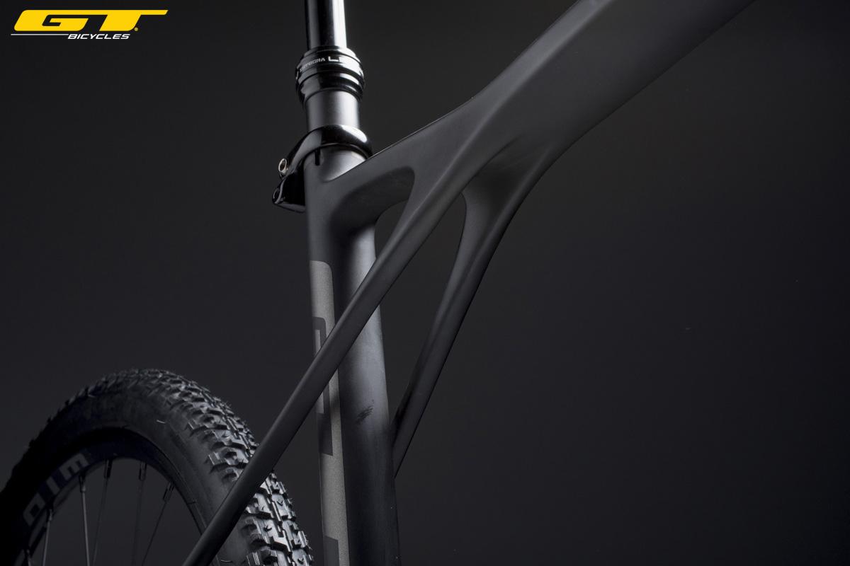 Dettaglio del telaio della bicicletta gravel Grade della gamma 2020 di GT Bicycles