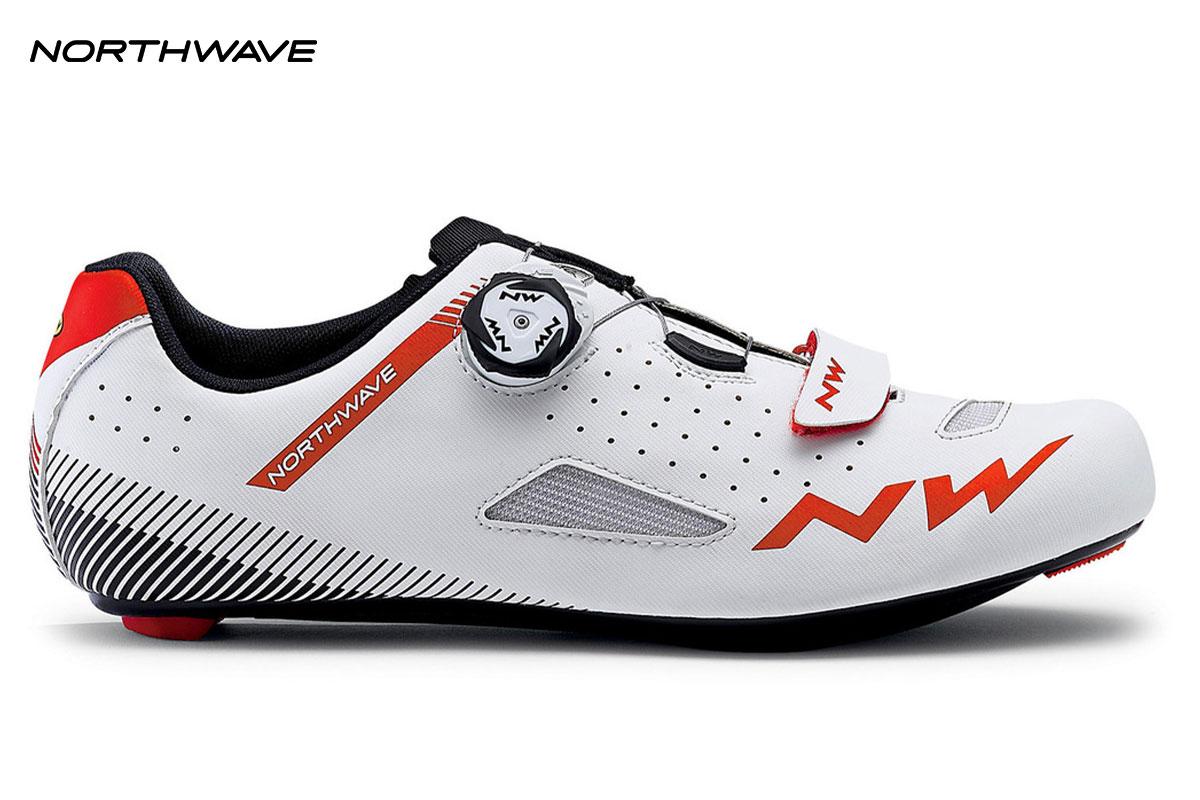 scarpa Northwave Core Plus di profilo