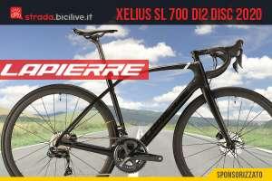 Lapierre Xelius SL 700 Di2 Disc Ultimate: al servizio degli scalatori