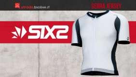 SIXS Serra Jersey: magliette ciclismo traspiranti estive
