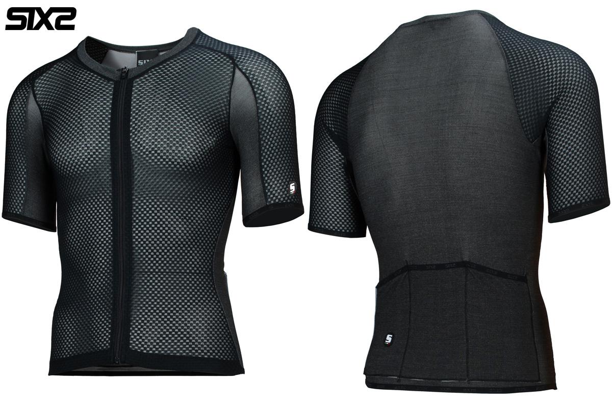 La maglia estiva per il ciclismo SIXS Serra Jersey in versione Dark Shadow