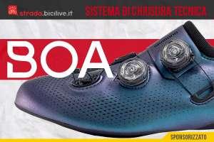 Sistema di chiusura tecnico Boa Fit