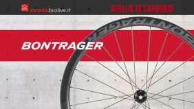Nuove ruote per bici da strada Bontrager Aeolus 2020