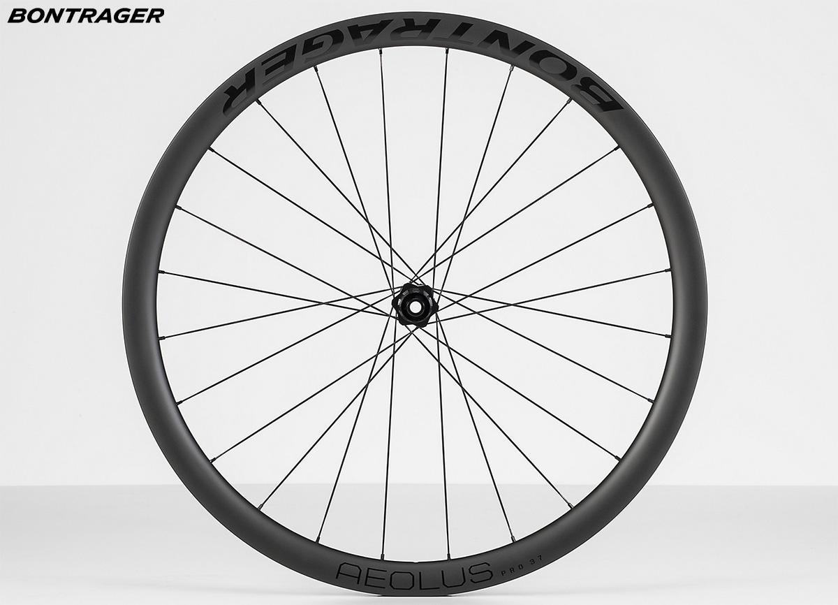 Nuova ruota per bici da strada Bontrager Aeolus Pro 37 2020