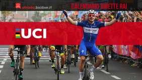 Calendario delle dirette RAI gare UCI 2020: copertura totale per Giro, Tour e Classiche