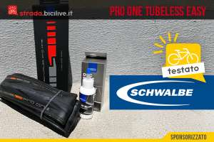 test camera schwalbe pro one tubeless easy 2020