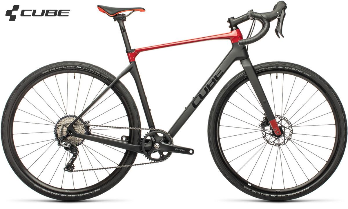 Nuova bici da strada Cube Nuroad C:62 Pro 2021
