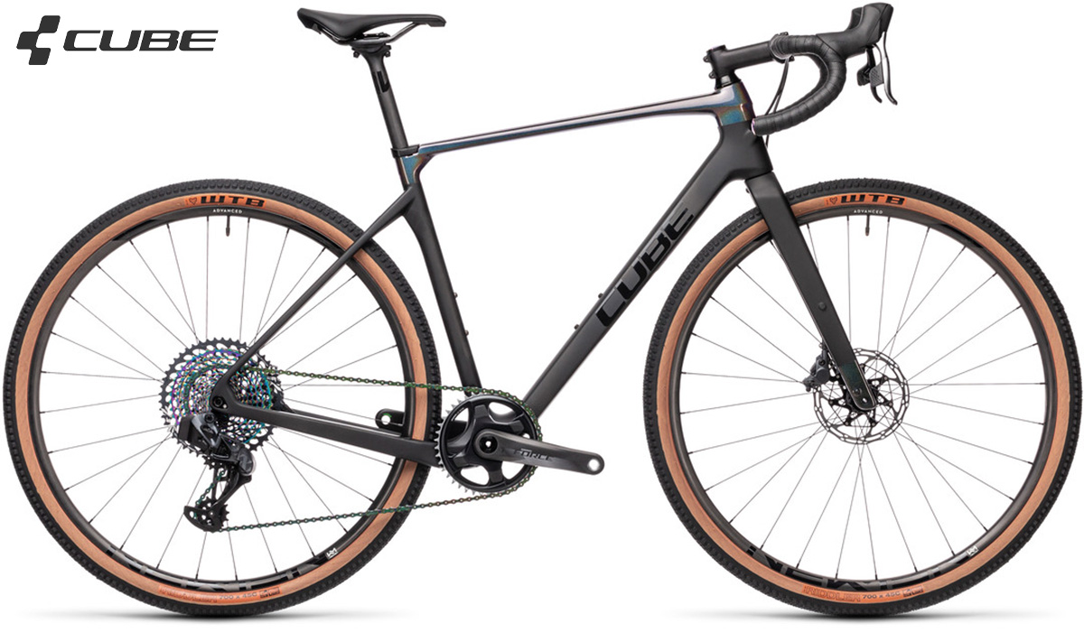 Nuova bici da strada Cube Nuroad C:62 SL 2021