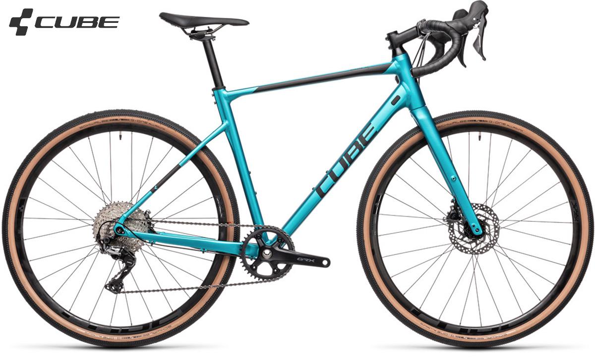 Nuova bici da strada Cube Nuroad EX 2021