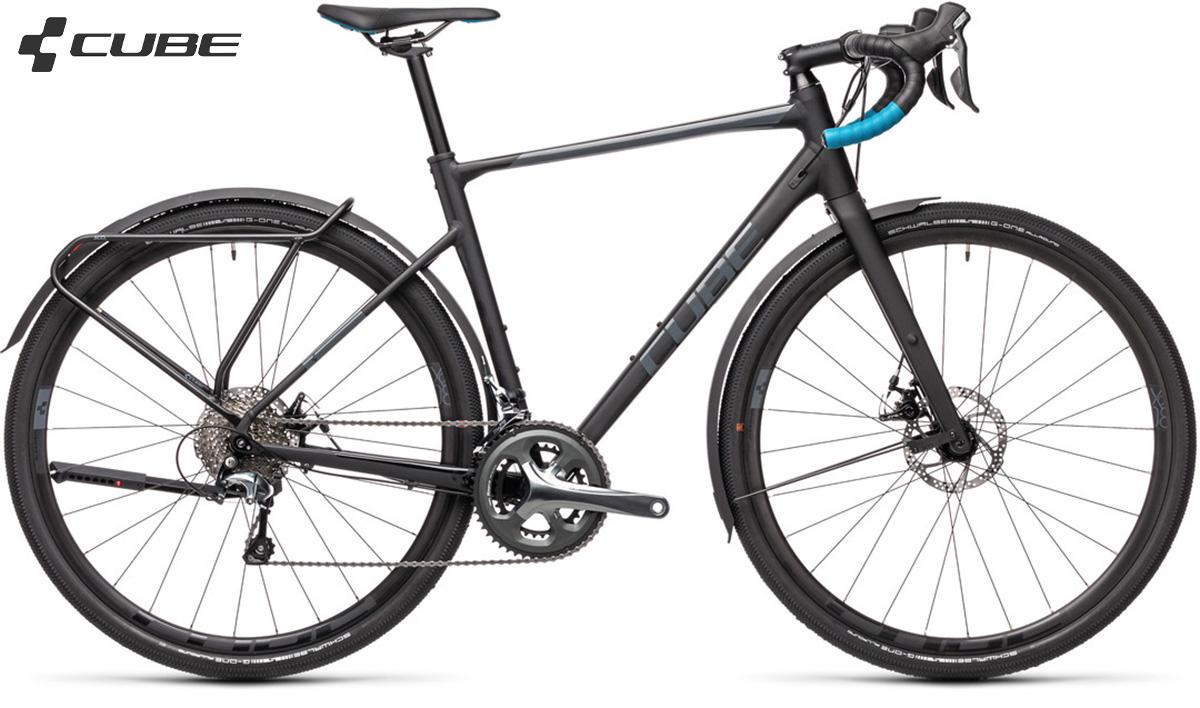 Nuova bici da strada Cube Nuroad Pro FE 2021