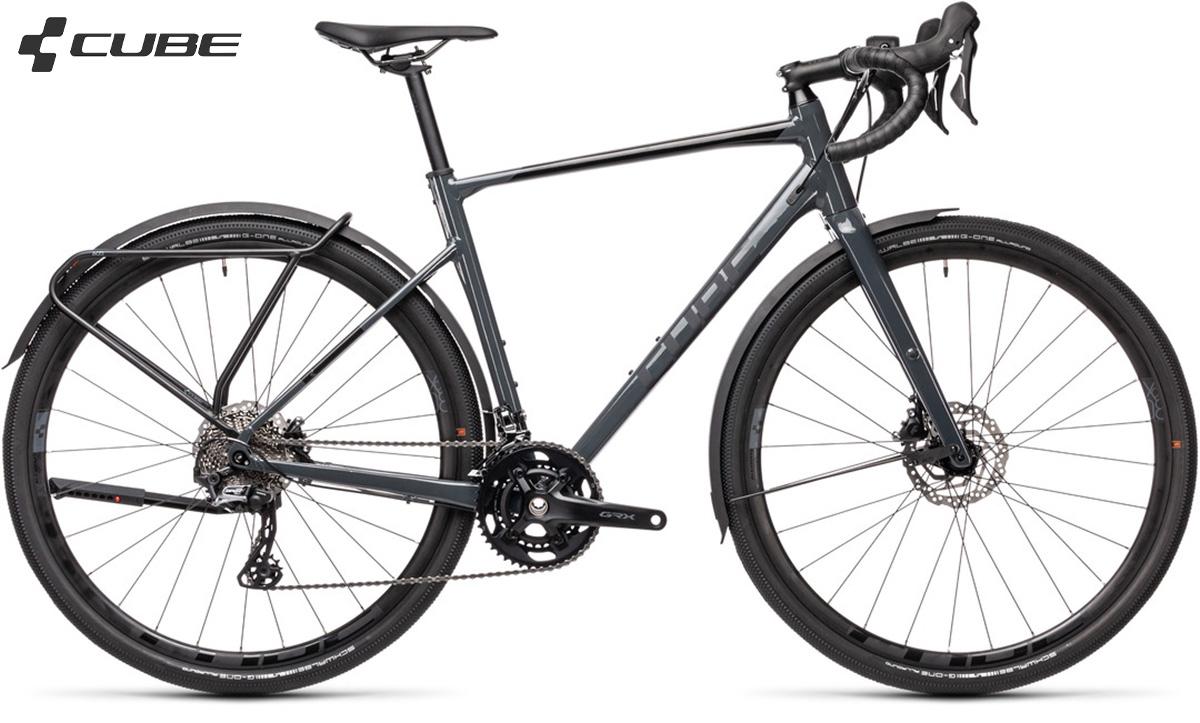 Nuova bici da strada Cube Nuroad Race FE 2021