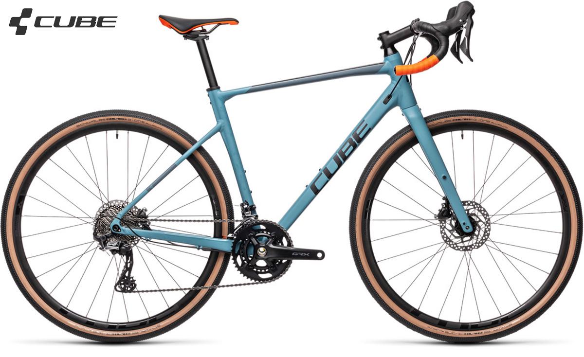 Nuova bici da strada Cube Nuroad Race 2021