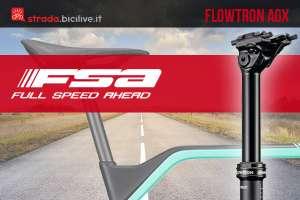 Reggisella telescopi per gravel FSA Flowtron AGX 2020