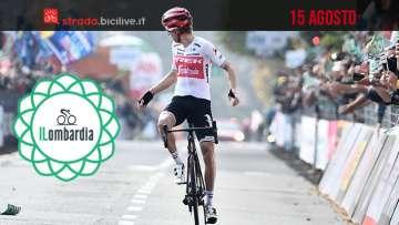 Mollema campione della scorsa edizione del Giro di Lombardia