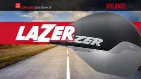 Nuovo casco da bici crono Lazer Volante 2020