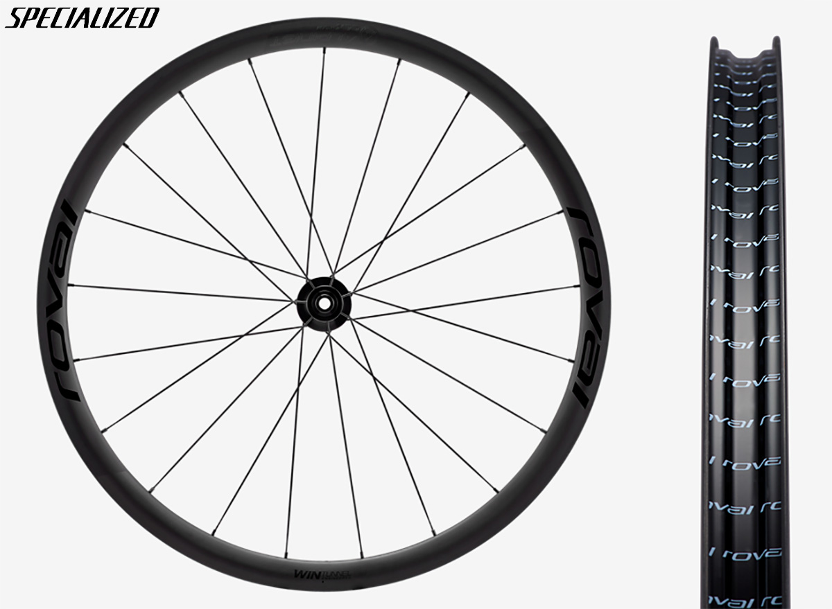 Ruota per bicicletta da strada Specialized Roval Alpinist CLX 2020