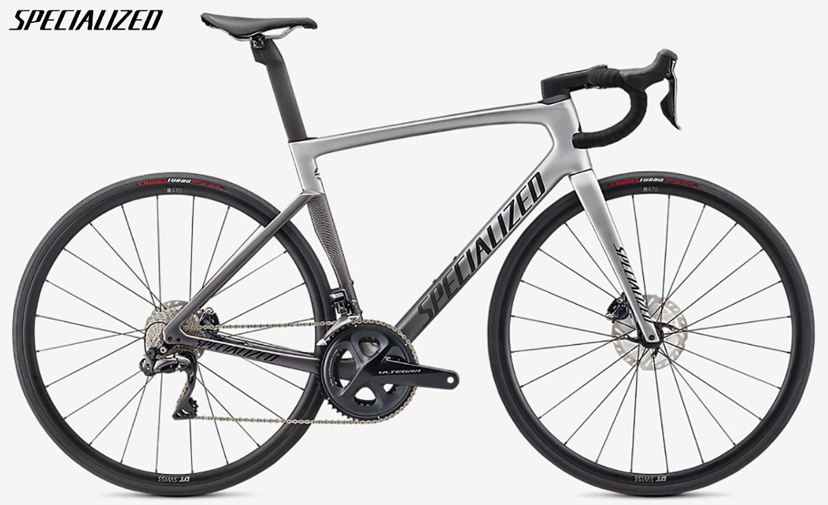 Bici da gara Specialized Expert Tarmac SL7 2021 con cambio Shimano Ultegra Di2