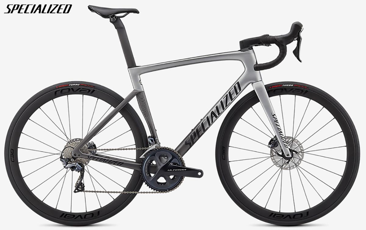 Bicicletta da competizione Specialized Expert Tarmac SL7 2021 con cambio Shimano Ultegra