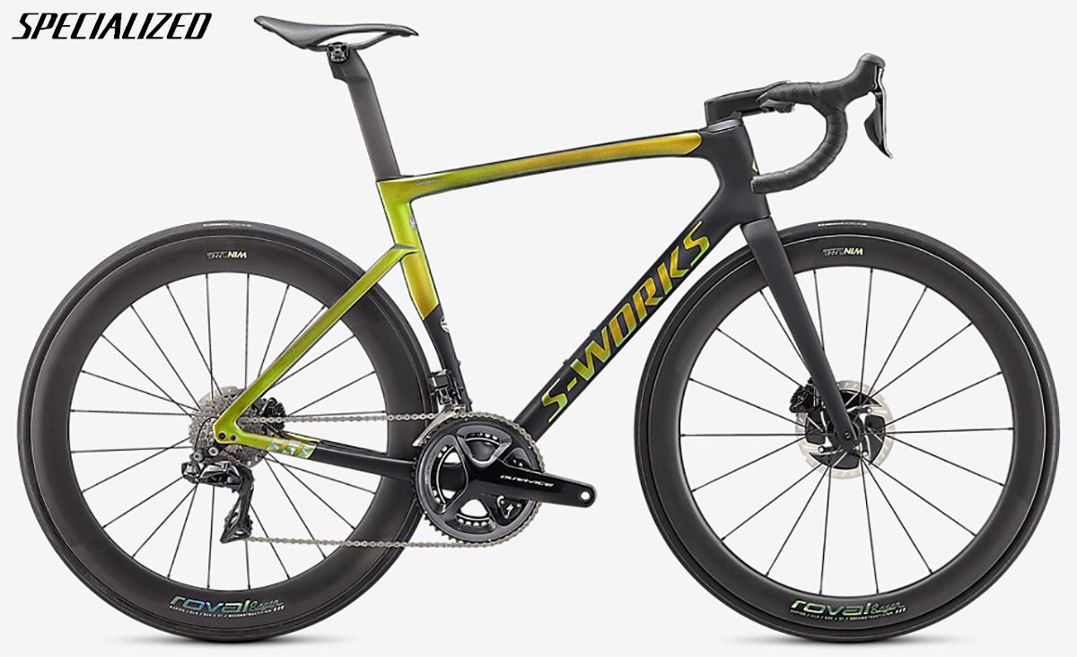 Bicicletta da gara Specialized S-Works Tarmac SL7 Sagan Collection 2021