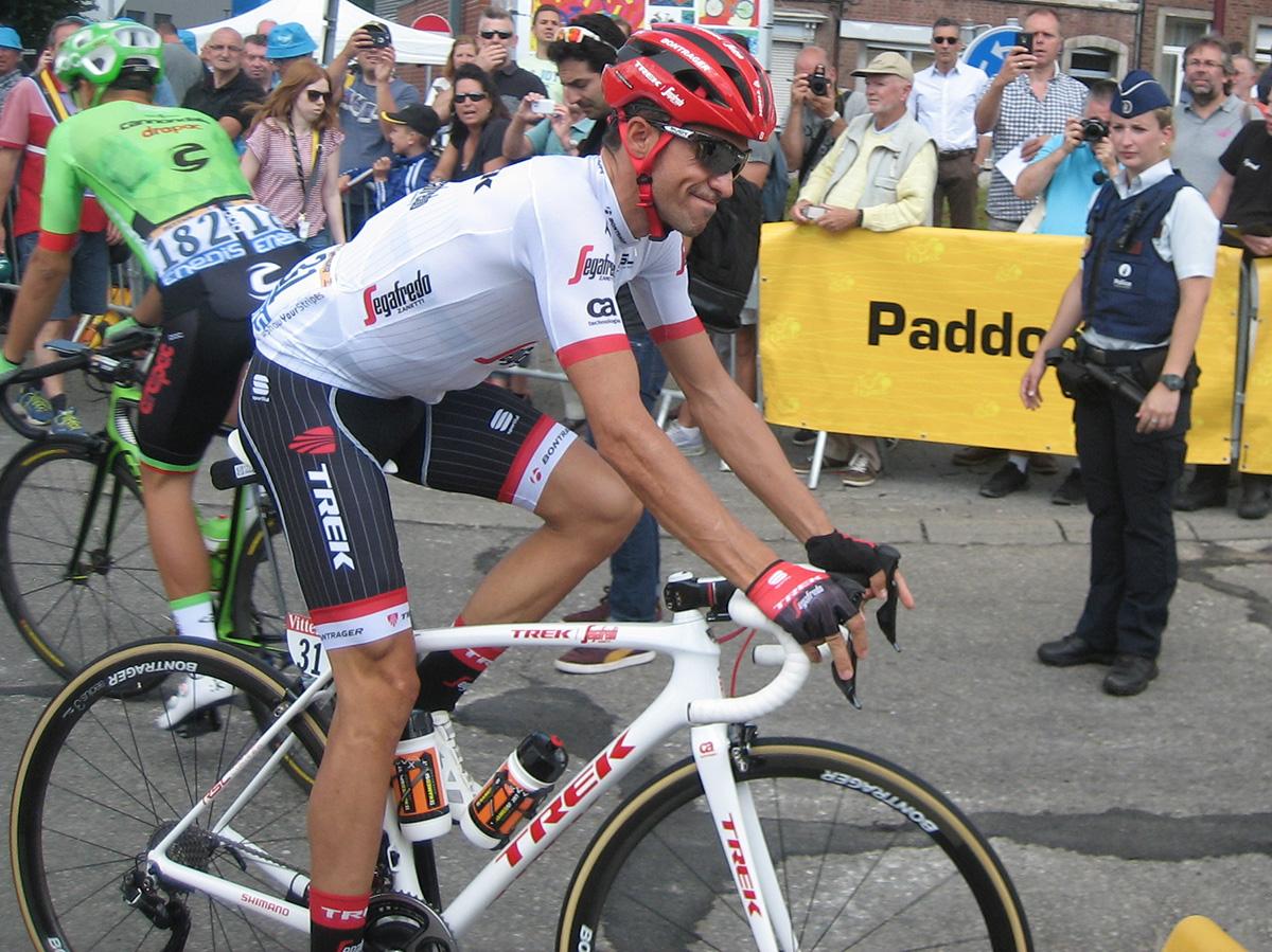 Scatto di Alberto Contador