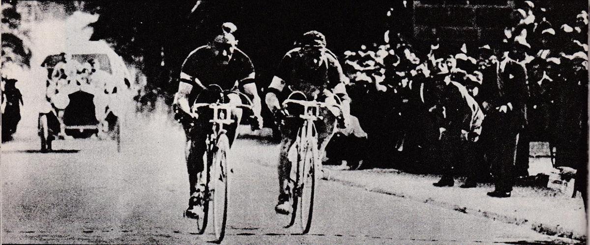 Girardengo supera Binda per andare a vincere il Giro d'Italia