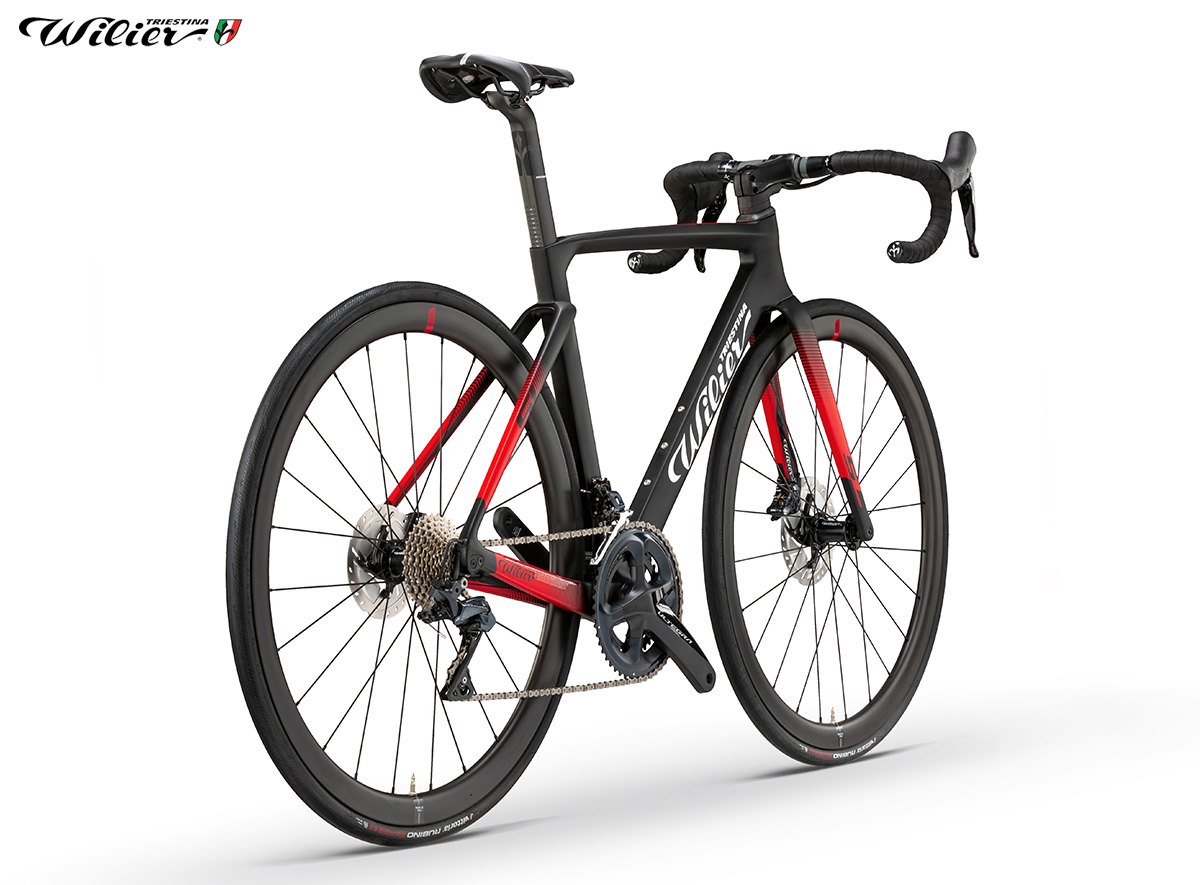 Nuova bici da strada Wilier Triestina Cento10 SL 2021