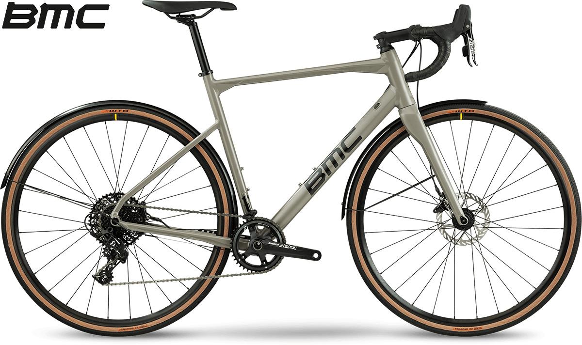 La nuova bici da strada 2021 BMC Roadmachine X con cambio SRAM Apex