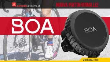 Il nuovo BOA® Li2 sistema di calzata performante