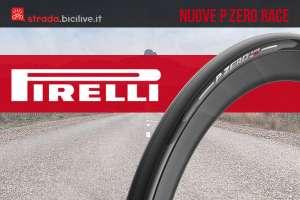 La nuova linea di pneumatici per bici da strada Pirelli Pzero Race 2020