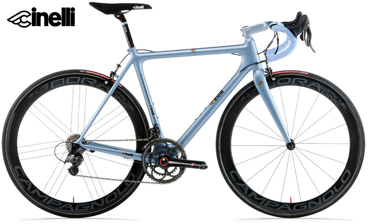 Il modello di bici da strada Cinelli Laser Mia 2021