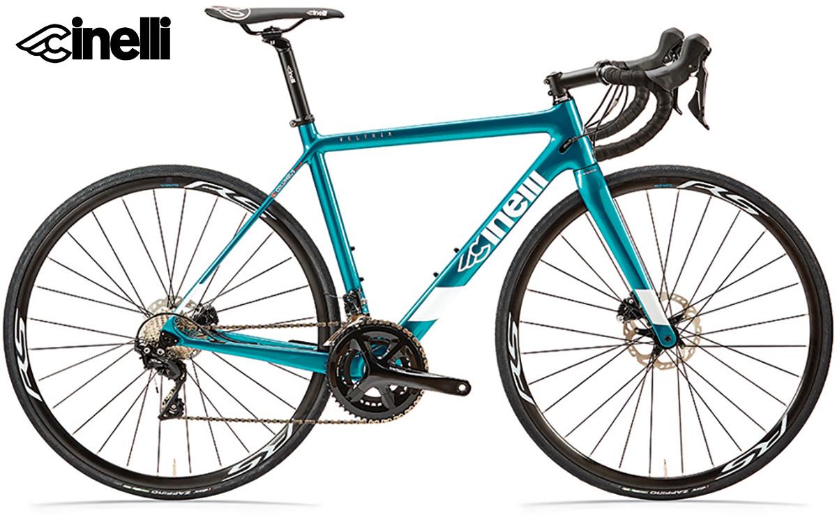 Il modello di bici da strada Cinelli Veltrix Disc 2021