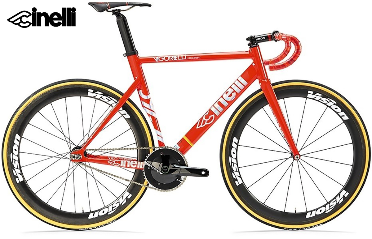Il modello di bici da strada Cinelli Vigorelli Shark 2021