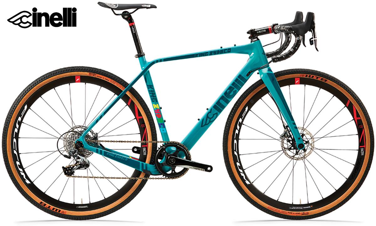 Il modello di bici da strada Cinelli Zydeco King 2021