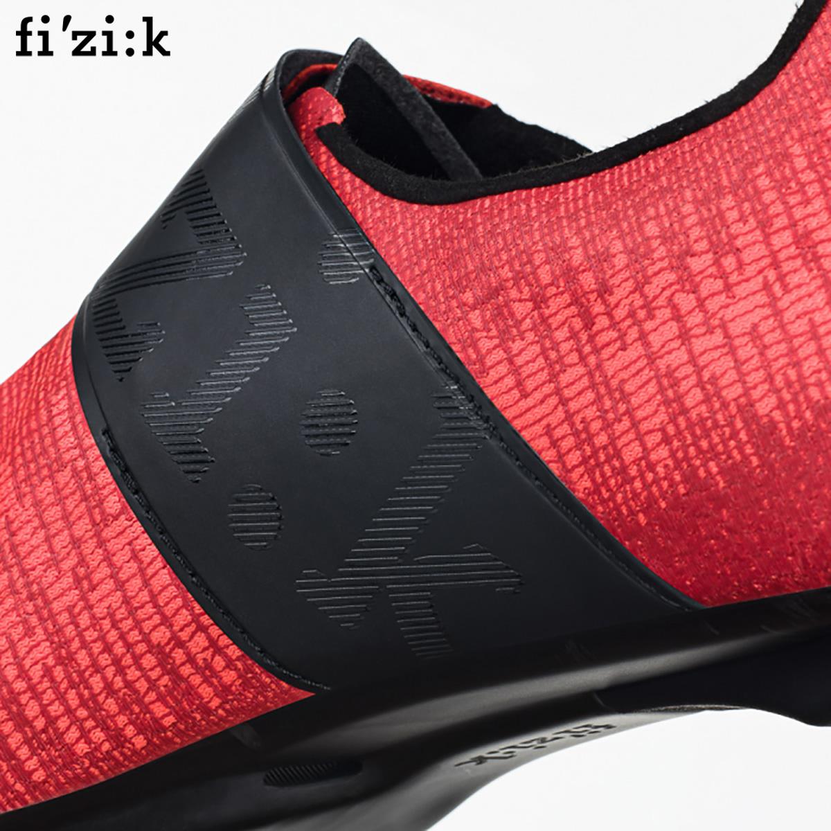 La tomaia della nuova scarpa per bici da strada Fizik Vento Infinito Carbon 2