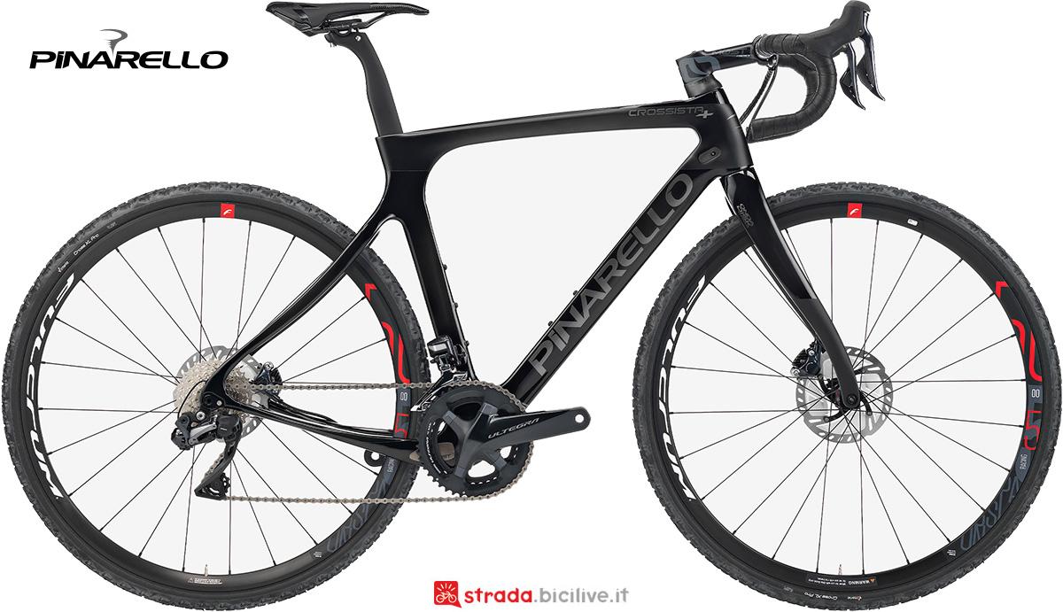 La nuova bici da corsa Pianrello Crossista+ 2021