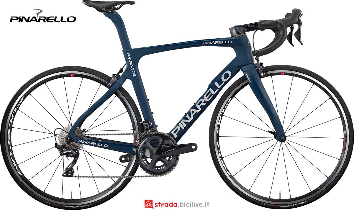 La nuova bici da corsa Pinarello Prince 2021
