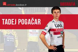 Storia e carriera di Tadej Pogačar