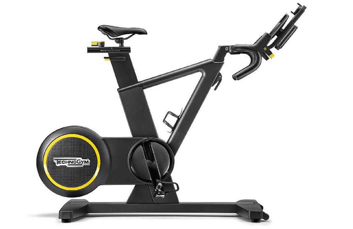 Postazione per allenamento ciclistico indoor technogym skillbike