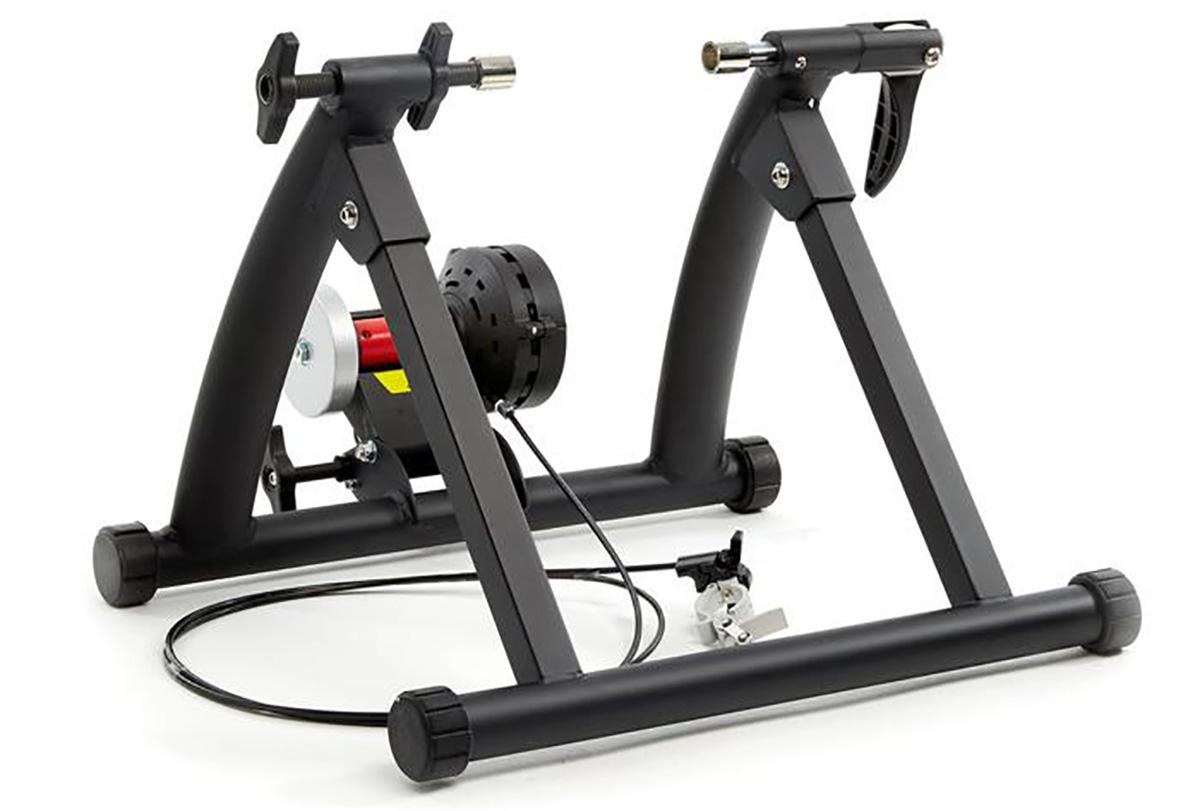 La postazione per allenamento ciclismo indoor Decathlon In Ride 100
