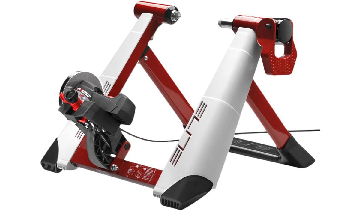 Postazione per allenamento ciclistico indoor Elite Novo Force