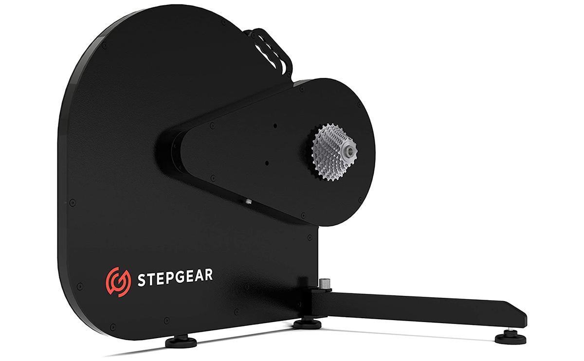 Postazione per allenamento ciclistico indoor Stepgear SG1