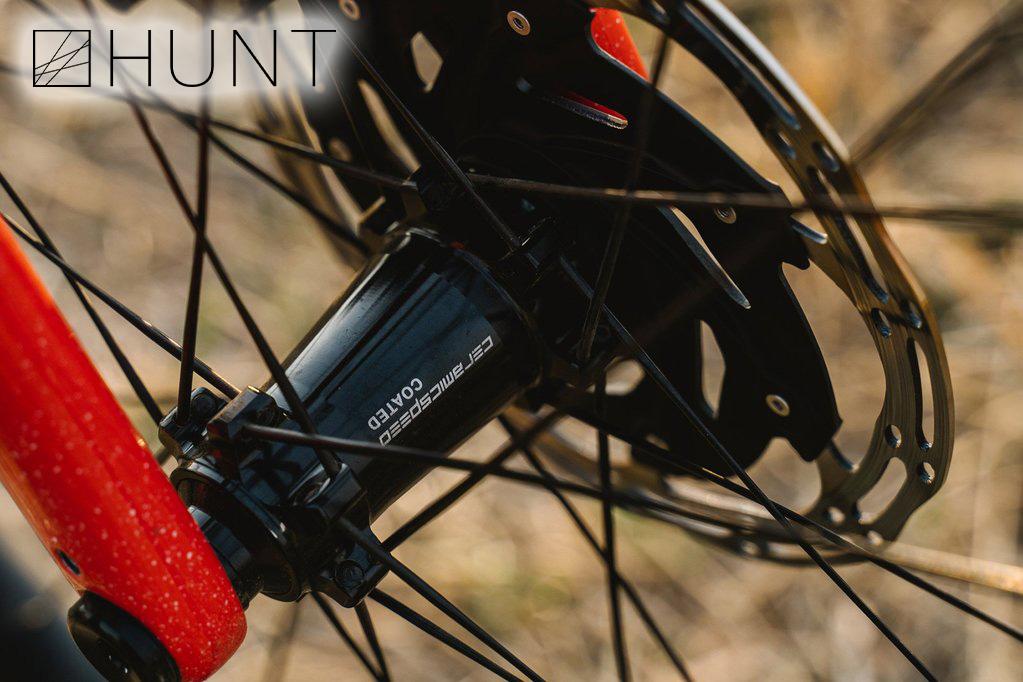 Il mozzo delle nuove ruote per bici da strada Hunt 42 Limitless Gravel Disc 2021