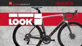 La nuova linea di bici da corsa Look 795 Blade Disc