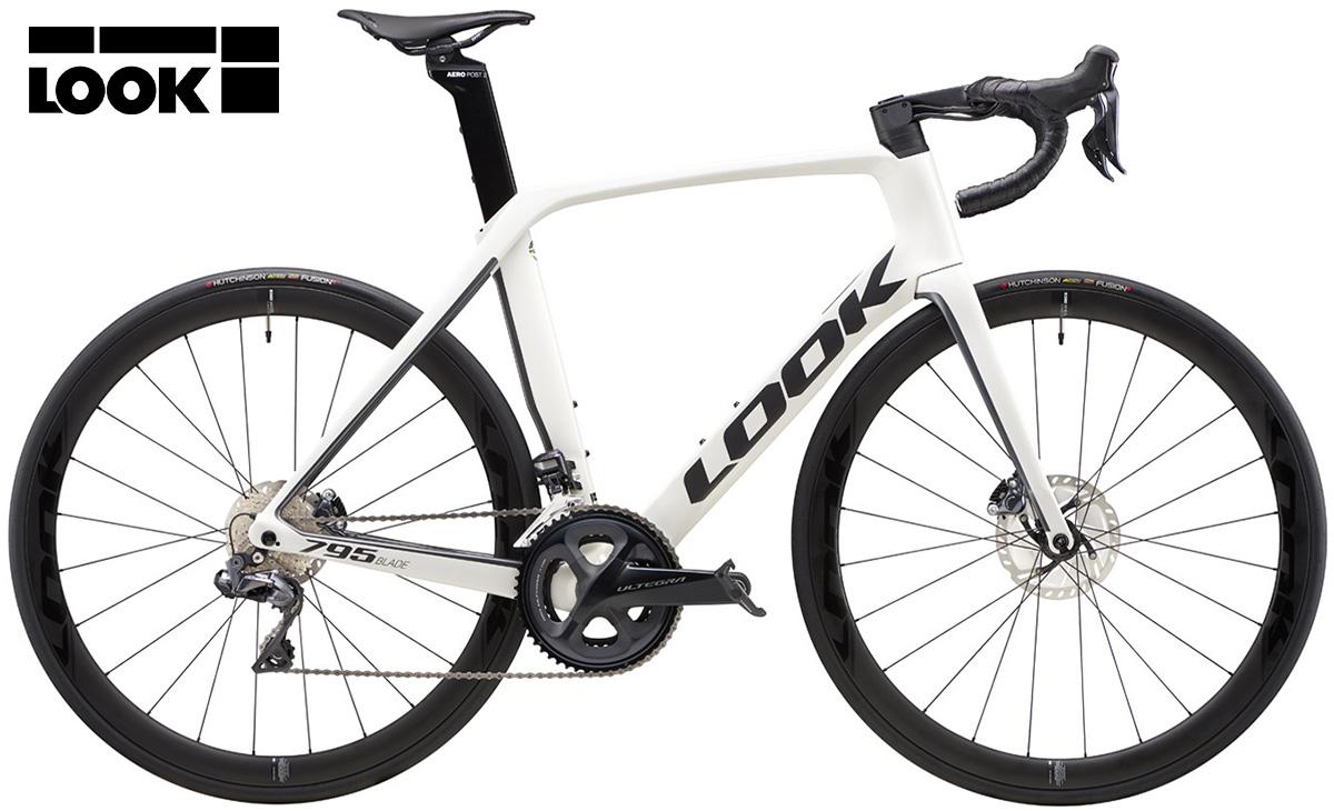 La nuova bici da strada Look 795 Blade disc Ultegra di2